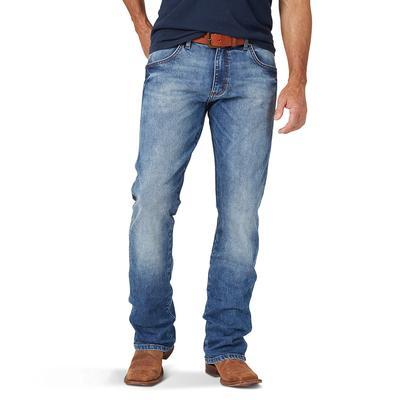 Wrangler Men's Retro Slim fit Bootcut Layton Jeans