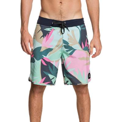 QuikSilver Highline Tropical Flow 19 in. Boardshorts