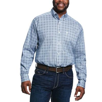Ariat Men's Rutherford Stretch Classic Fit Shirt