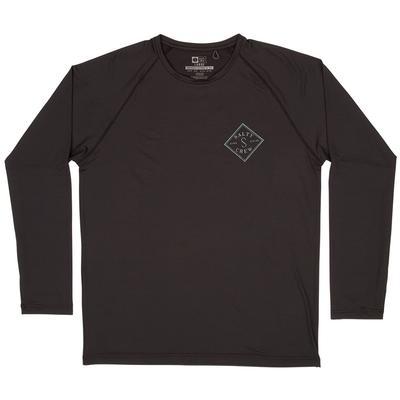 Salty Crew Men's Tippet Pinnacle Tech Raglan Shirt