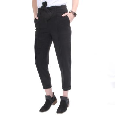 Black Tape Women's Self Tie Pants