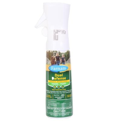 Farnam Dual Defense Horse & Rider Insect Repellent