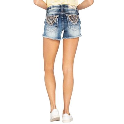 Miss Me Women's Day Seeker shorts