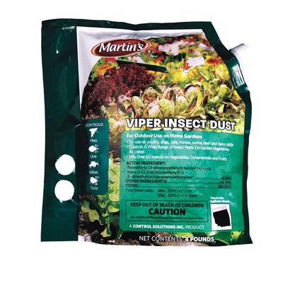 Martin's Viper Outdoor Insect Dust 4 lbs