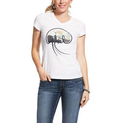 Ariat Women's R.E.A.L.Highway T- Shirt