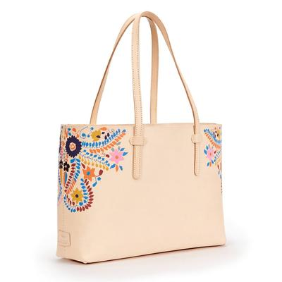 Consuela's Breezy East/West Angel Tote