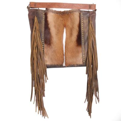 Axis Fringe Handbag