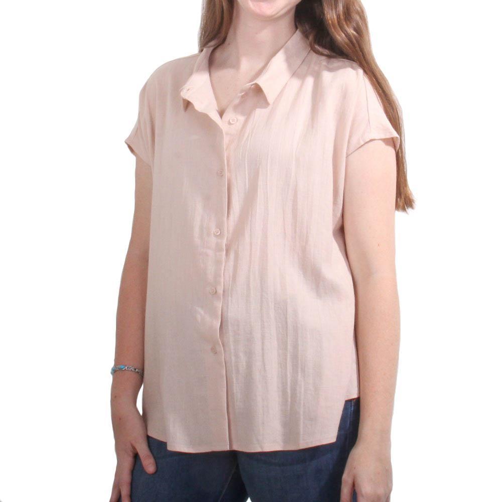 Mod Ref Women S Short Sleeve Blush Top