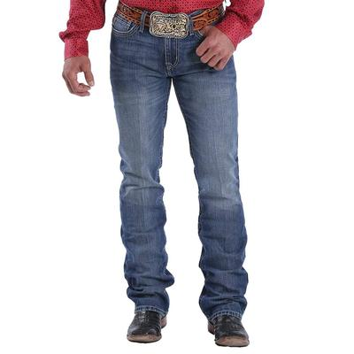 Cinch Men's Slim Fit Ian Stone-wash September Jeans