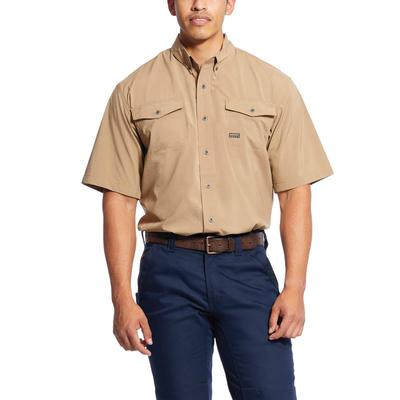 Ariat Men's Rebar Made Tough VentTEK DuraStretch Work Shirt