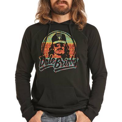 Panhandle Men's Dale Brisby Aztec Graphic Hoodie