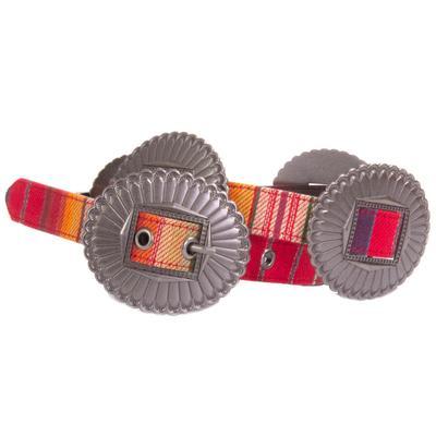 Women's Serape Oval Belt