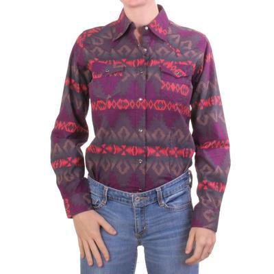 Wrangler Women's Checotah Snap Shirt