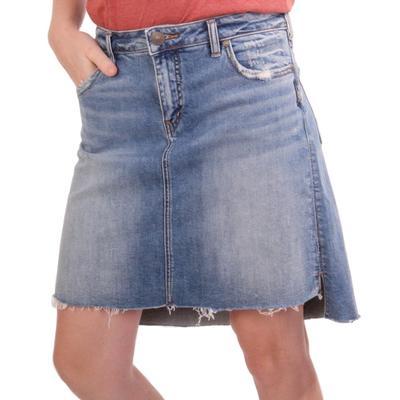 Silver Jeans Women's Francy Mini Skirt