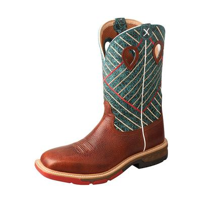 Twisted X Men's Alloy Toe Western Work Boots