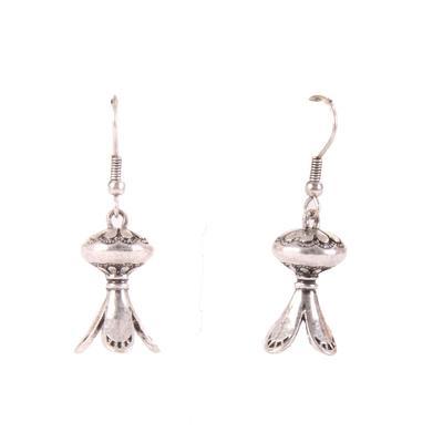 Small Western Pomegranate Earrings