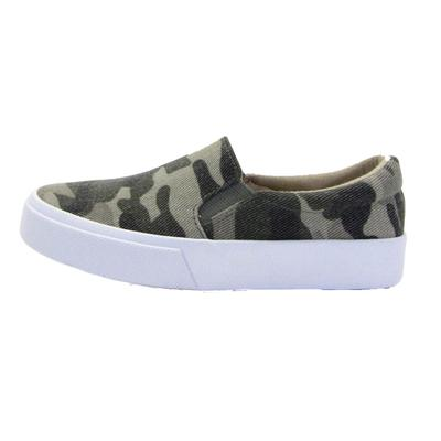 Girl's Camo and Leopard Casual Shoes