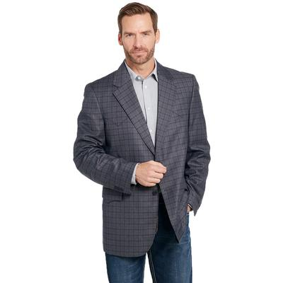 Cripple Creek Men's Plano Window Pane Sports Coat
