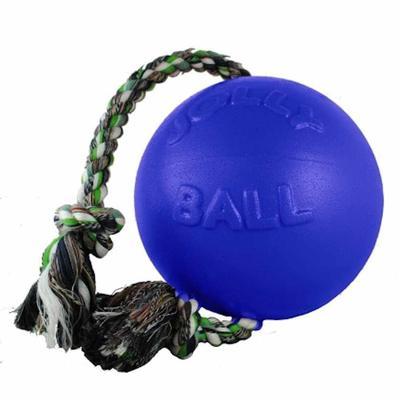 4.5 Blue Romp- N- Roll Toy
