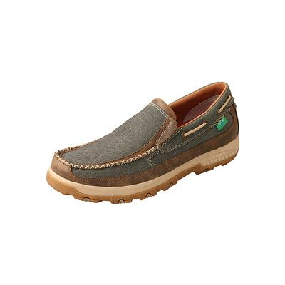 Twisted X Men's Slip-On Moccasins