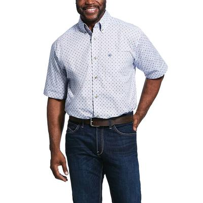 Ariat Men's Stanford Short Sleeve Button Down Shirt