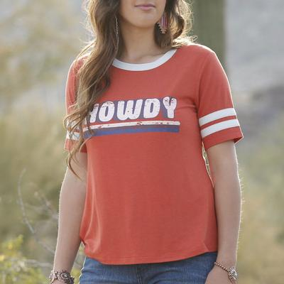 Cinch Women's Howdy T-Shirt