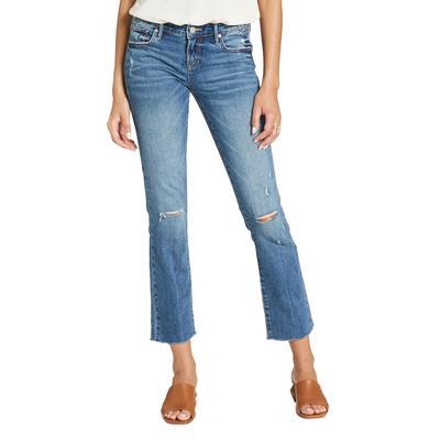 Dear John Women's Liam Straight Rodeo Jeans