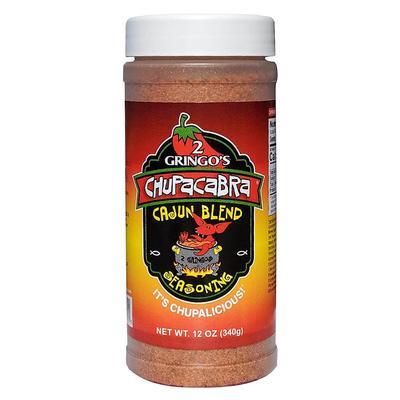 2 Gringos Chupacabra Cajun Blend Rub