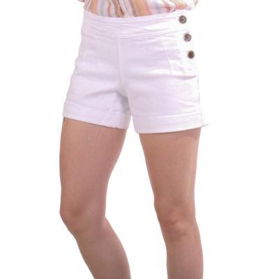 Dear John Women's Esme White Shorts