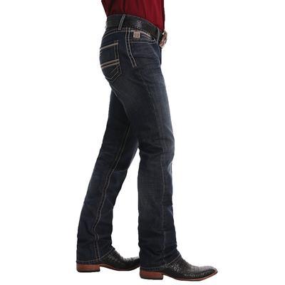 Cinch Men's Slim Fit Dark Rinse Ian Jeans