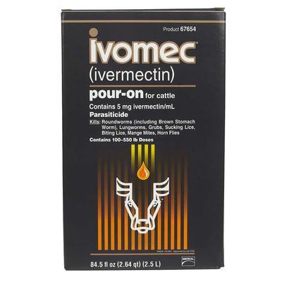 2.5L Ivomec Pour-on
