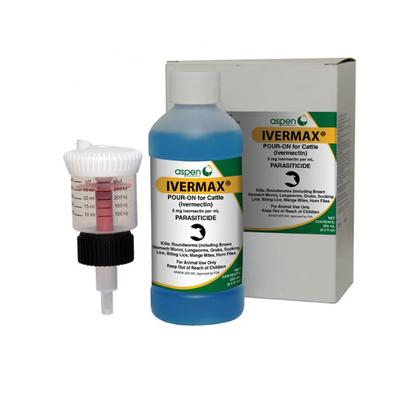 Ivermax 250ML Pour On