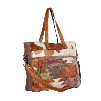 Myra Crusader Weekender Bag