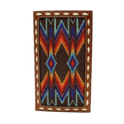 Nocona Men's Rodeo Southwest Wallet