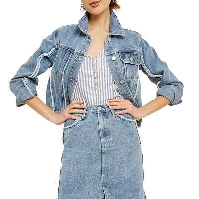 Hayden Women's Denim Jacket