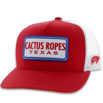 Hooey Youth Cactus Ropes Cap