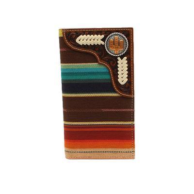 Nocona Men's Serape Rodeo Wallet
