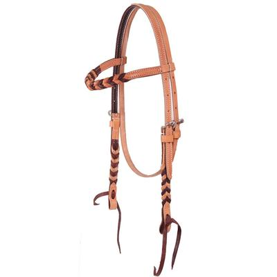 Blood Knot Brow Harness Headstall