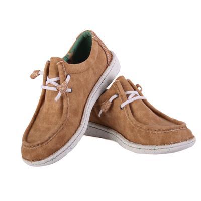 Justin Women's Honey Hazer Lace Up Shoes