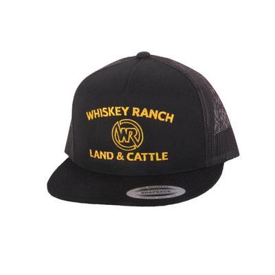 Whiskey Bent's Rip cap