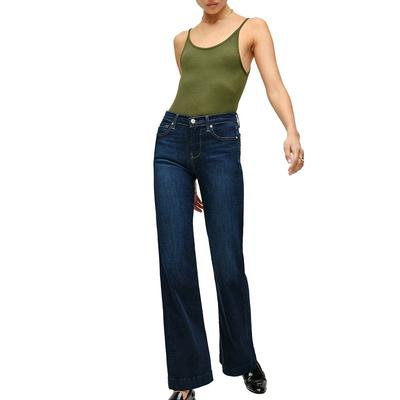 7 For All Mankind Women's Tailorless Dojo Jeans