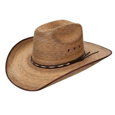 Resistol Men's Amarillo Sky JR Palm Straw Hat