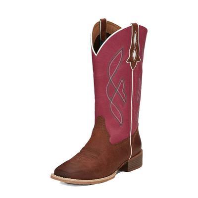 Justin Women's Breakaway Ruby Boots