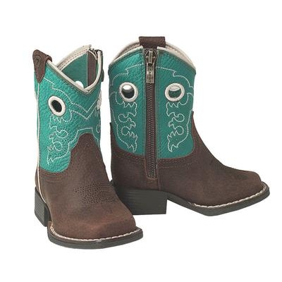 M&F Western Toddler Lil' Stompers Crossfire Boots
