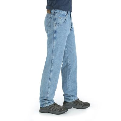 Wrangler Men's Rugged Wear Relaxed Fit Work Jeans