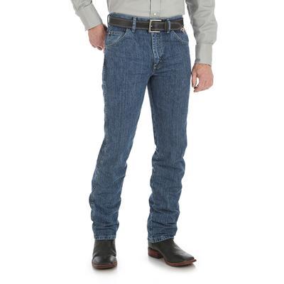 Wrangler Men's PBR Slim Fit Denim Jeans