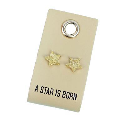 A Star Is Born Studded Earrings