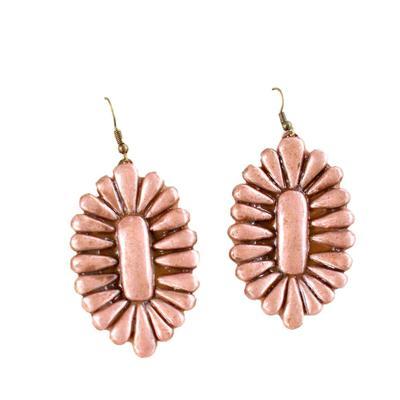 Wanderlust Stone Concho Earrings