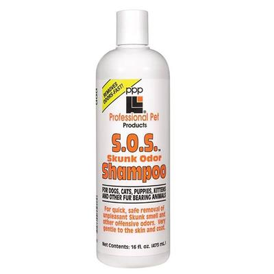 SOS Skunk Odor Shampoo