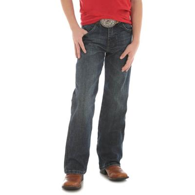 Wrangler Boy's Relaxed Boot Cut Jeans